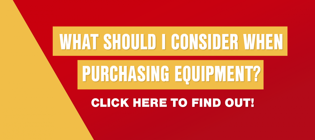Purchasing Equipment
